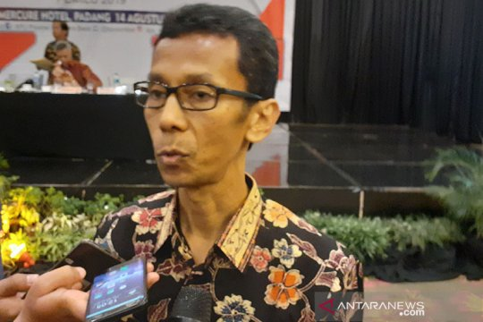 Baru satu lembaga pemantau pemilu yang terdaftar di KPU Sumbar