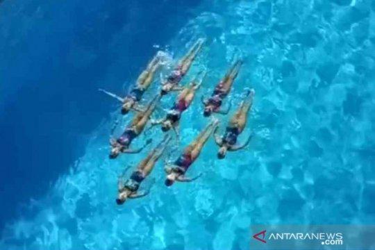Aquatic Center Bekasi jadi lokasi pelatda PON Papua