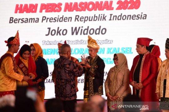 Usung Polima di pemerintahan, AS Tamrin raih Anugerah Kebudayaan