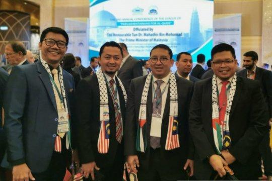 Fadli Zon ajak peserta Konferensi Al-Quds tolak usulan Trump