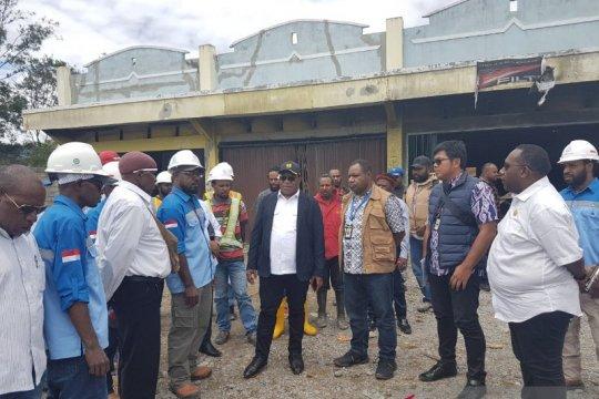 Kementerian PUPR dorong proses pemulihan Wamena pascarusuh