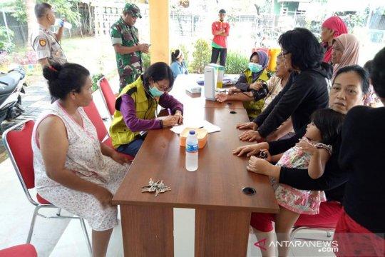 Sudin Kesehatan Jakut pastikan semua layanan pengungsi berfungsi baik