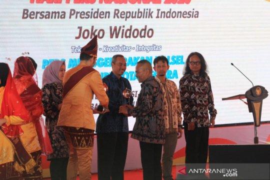 Enam karya jurnalistik terbaik raih Adinegoro di HPN 2020