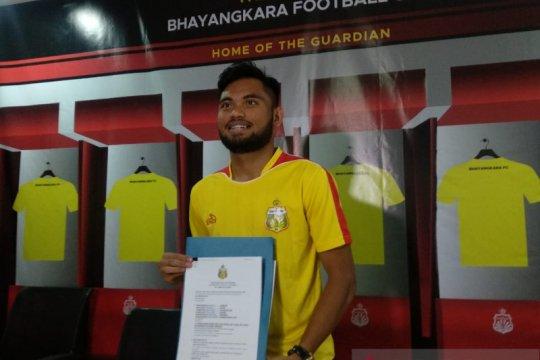 Bhayangkara FC ikat Saddil Ramdani satu musim