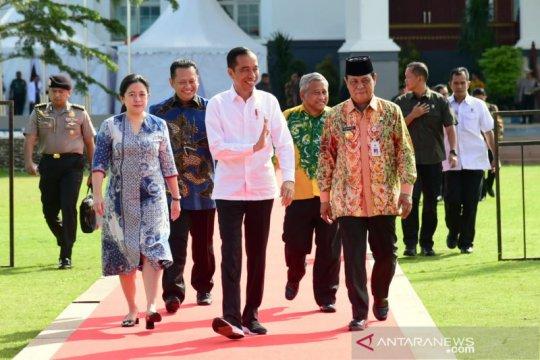 Presiden Jokowi: Negara butuh perspektif jernih dari insan pers