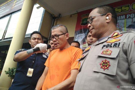 Sepekan kriminalitas, kasus narkoba sampai pelawan polisi ditangkap