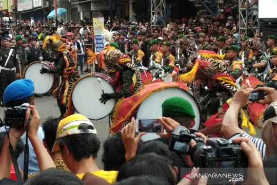 Menteri Pariwisata: Bogor Street Festival wujud kerukunan warga