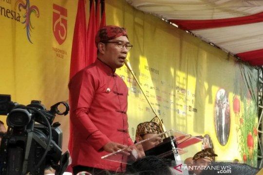 Gubernur Jabar: Bogor Street Festival berikan banyak pesan moral