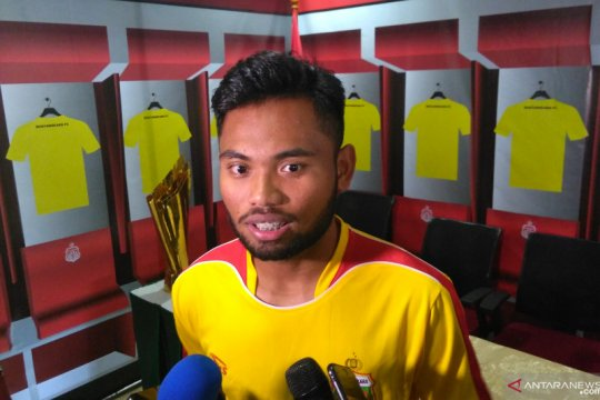 Saddil Ramdani terancam dipecat Bhayangkara FC