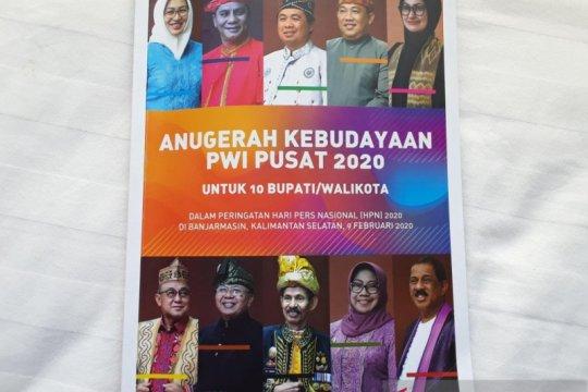 Menyuarakan budaya sebagai arus utama pembangunan dari arena HPN