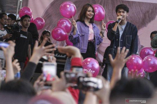 """Gombalan Iqbaal Ramadhan untuk perempuan Bandung: """"Gareulis!"""""""
