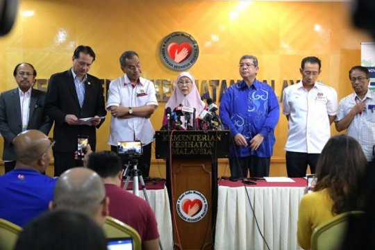 Malaysia perluas  larangan wisatawan China akibat penyebaran corona