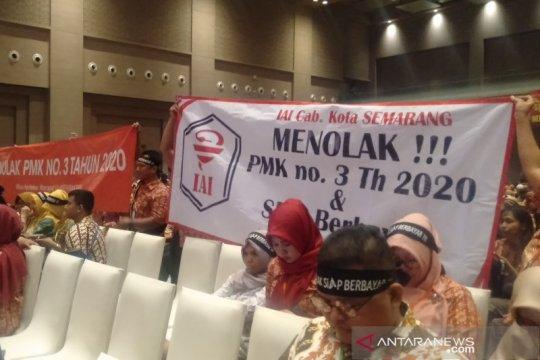 Ikatan Apoteker Indonesia minta Permenkes 3/2020 direvisi