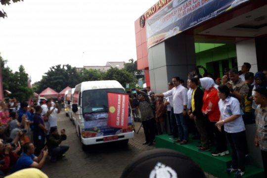 Digelontorkan 20 ton cabai untuk turunkan harga di Jakarta