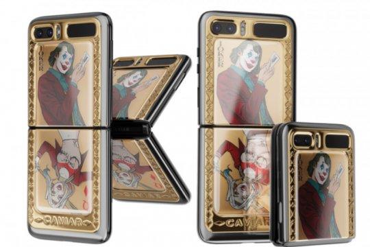 Galaxy Z Flip Joker & Harley Quinn bisa dipesan sebelum dirilis