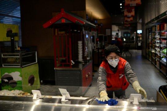 Virus corona ditemukan pada makanan laut beku di China