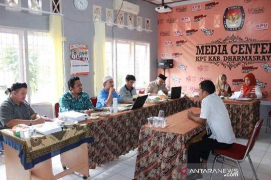 110 calon PPK Dharmasraya jalani tes wawancara