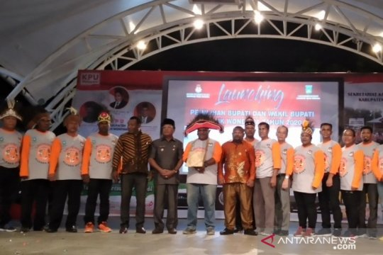 Bupati Wondama: Pilkada jangan sampai merusak hubungan keluarga