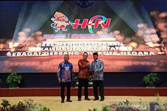 Ketua PWI Pusat: HPN sukses, selamat buat Kalimantan Selatan