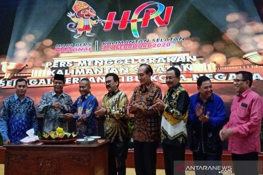 HPN 2020 toreh sejarah hadirkan banyak tokoh nasional dan duta besar