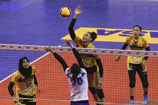 Putri Jakarta PGN Popsivo kalahkan BJB Tandamata 3-1
