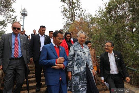 Kemarin, Jokowi di Australia hingga soal kepulangan WNI eks-ISIS