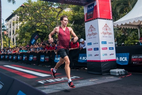Super League Triathlon Bali digelar April
