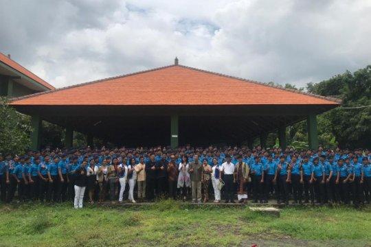 Anggota DPD RI tanamkan Empat Pilar pada siswa SMA Taruna Mandara