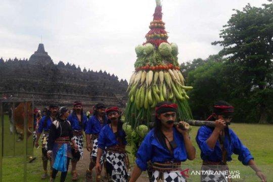 Ruwat Rawat Borobudur penghargaan situs warisan budaya dunia