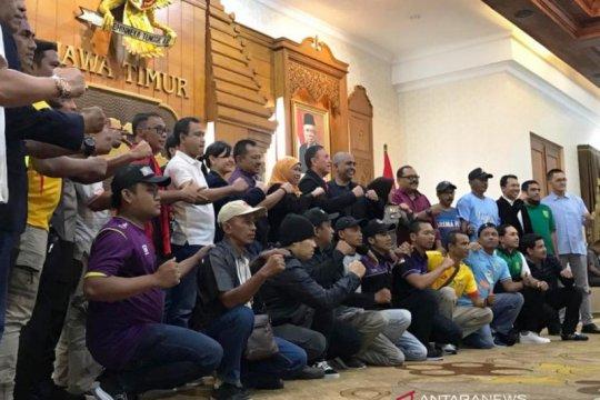 PSSI: Seluruh laga Piala Gubernur Jatim disiarkan langsung