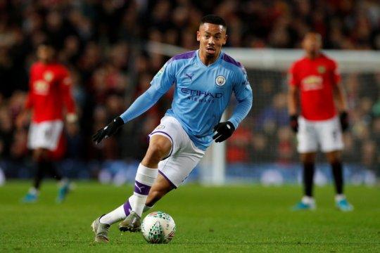 Gabriel Jesus menambah panjang daftar pemain cedera di City