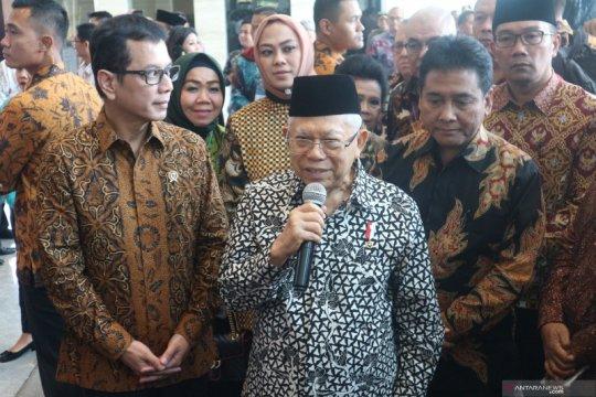 Wapres minta PHRI dukung layanan halal di berbagai destinasi wisata