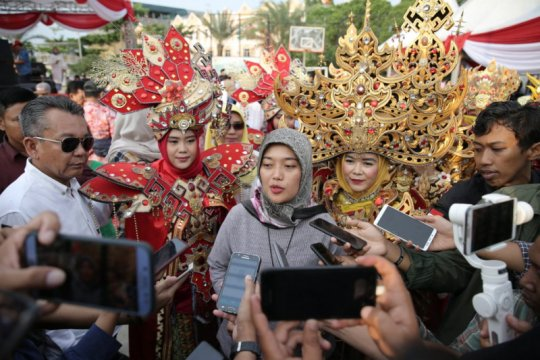 10,7 juta wisatawan kunjungi Lampung pada 2019