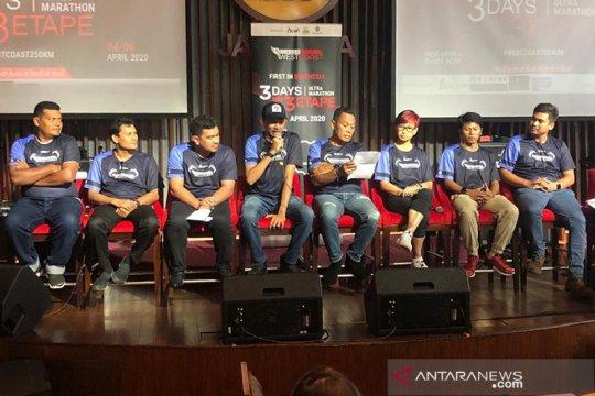 Pemprov: Ultra-maraton West Coast 250K tumbuhkan citra positif Aceh