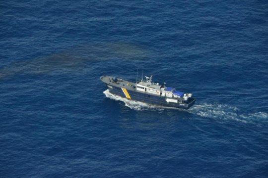 KKP tambah dua unit kapal pengawas di Laut Natuna dan Selat Malaka