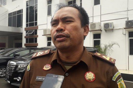 Kejagung tangani Kasi Intelijen Kejari Lampung Utara kasus fee proyek
