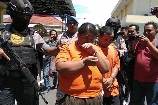 Polisi Mojokerto bongkar prostitusi di vila Trawas