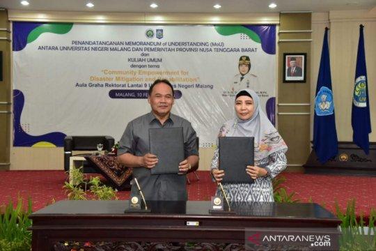 NTB-Universitas Negeri Malang jalin kerja sama pendidikan