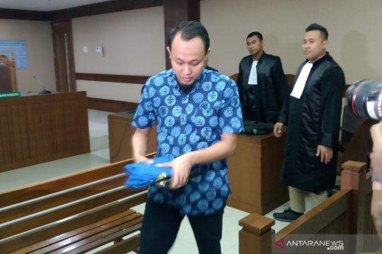 Pengusaha penyuap dirut Perum Perikanan dituntut 2 tahun penjara