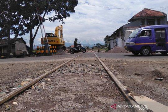 PT KAI: Pembangunan reaktivasi kereta api di Garut sudah 95 persen