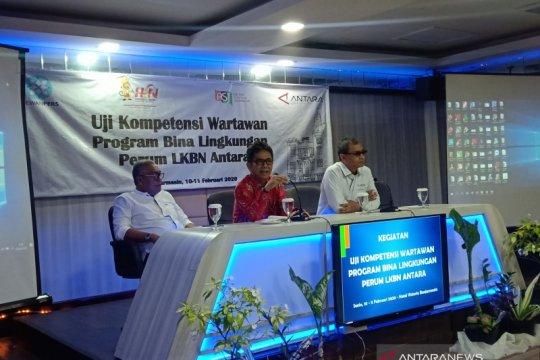 PWI: UKW jadi solusi jamin kompetensi profesi wartawan yang terbuka