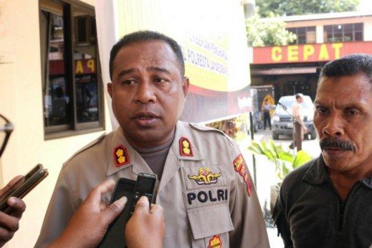 Polisi Jayapura kantongi identitas pelaku penikaman di Heram