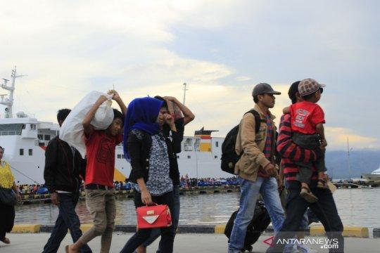 BP3TKI Nunukan pulangkan 38 calon TKI ilegal ke daerah asal