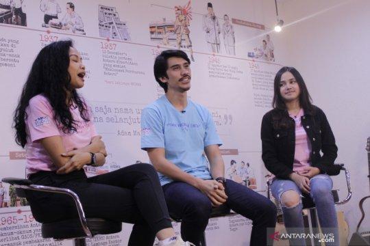 """Dea Panendra terlatih lebih ekstrover berkat film """"Toko Barang Mantan"""""""