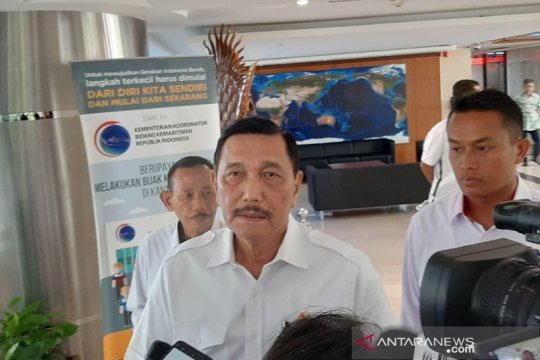 Luhut: Indo Pacific World Economic Forum akan dihadiri 35 negara
