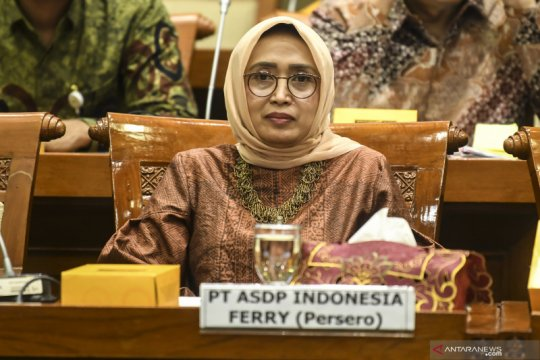 ASDP wajibkan penumpang kapal feri beli tiket daring