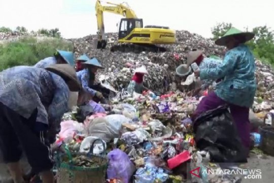 Komunitas: Sekitar empat juta pemulung terkena dampak COVID-19