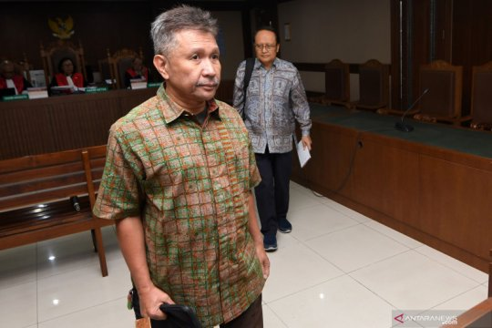 Polri tidak berhenti kejar buronan Honggo Wendratno