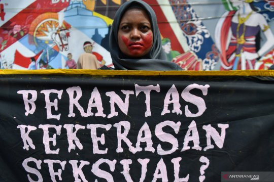 Aksi kekerasan seksual dalam dunia pendidikan
