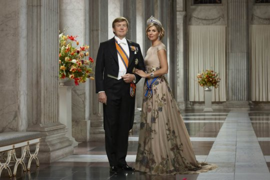 Raja dan Ratu Belanda kunjungi Indonesia pada 10-13 Maret